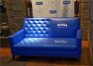 nivea divano stampato addio cellulite