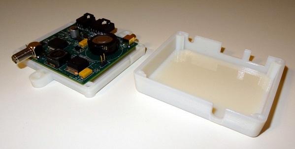 stampa 3D in campo elettronico