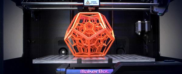 stampante 3D desktop