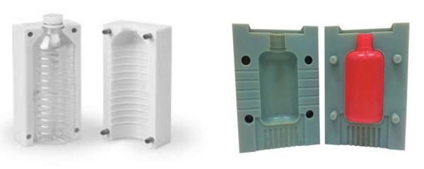 packaging bottiglie stampate 3D