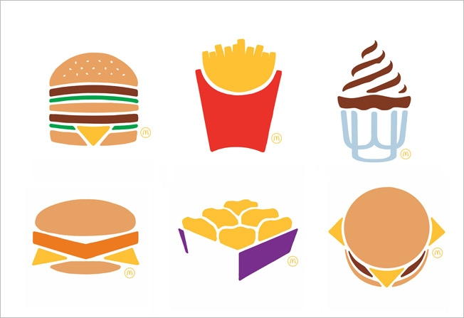 icone mcdonald's