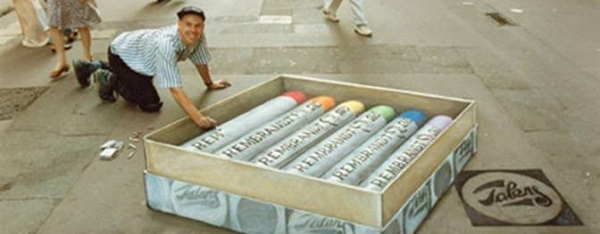 julian beever all'opera