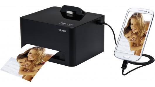stampante e smartphone