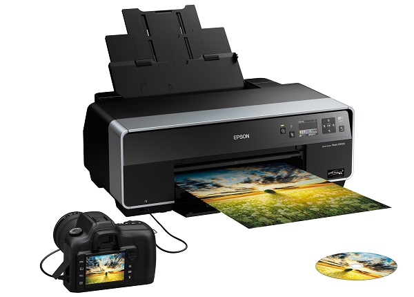 stampante e macchina fotografica