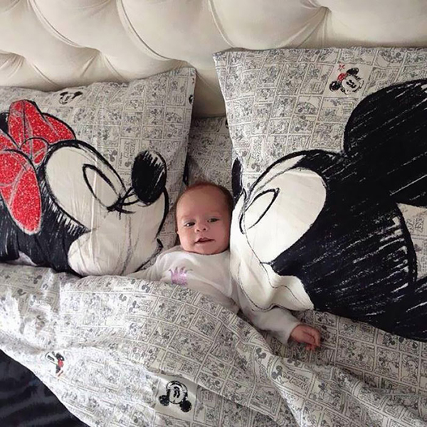 letto mickey mouse