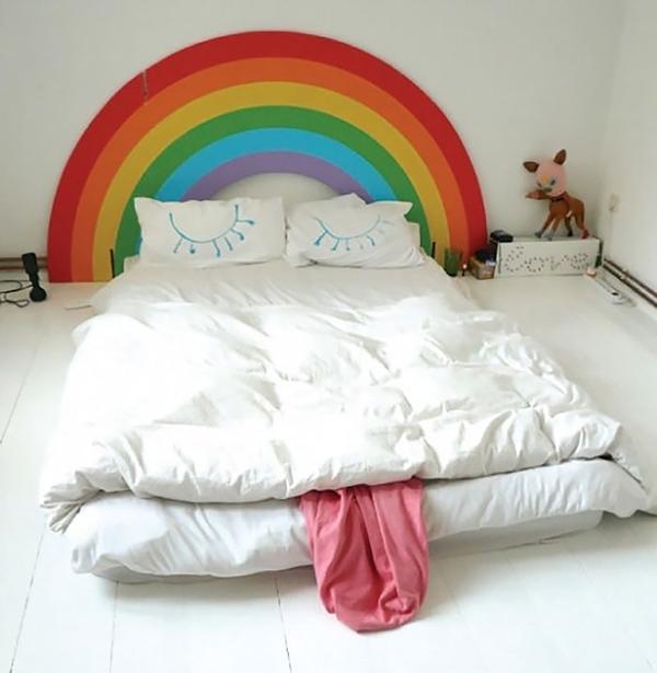 letto arcobaleno