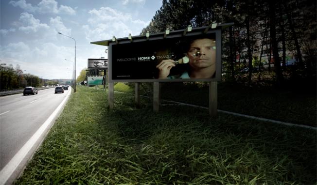 cartelloni stradali trasformati in abitazioni