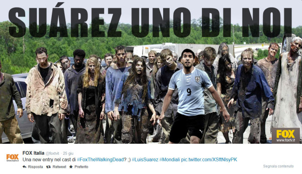 Suarez The Walking Dead