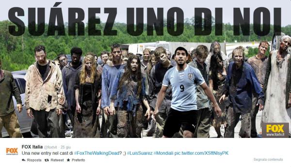 Suarez The Walking Dead