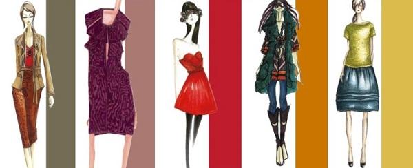 colori della moda