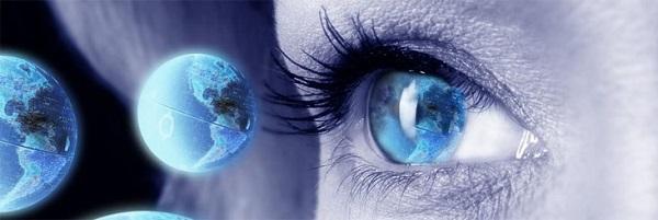 occhi blu