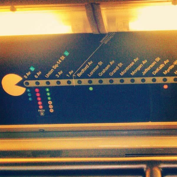 pacman metro