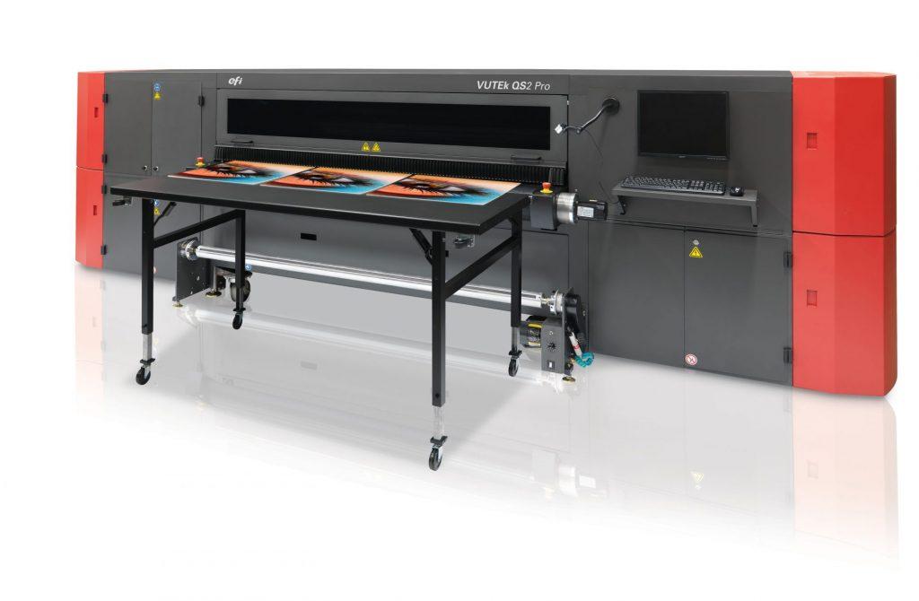 stampante digitale Vutek