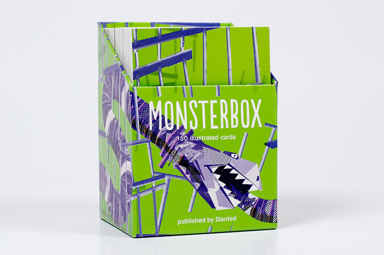 Monsterbox front