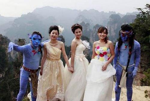 matrimonio Avatar