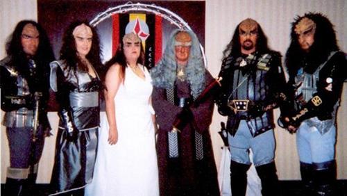 matrimonio klingon