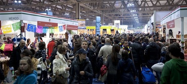 visitatori in fiera