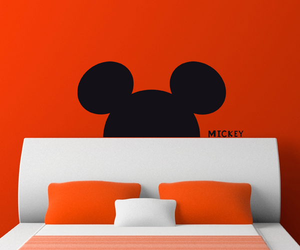 adesivi decorativi disney Mickey Mouse
