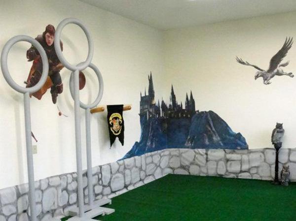 campo da quidditch