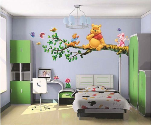 adesivi decorativi disney Winnie the Pooh