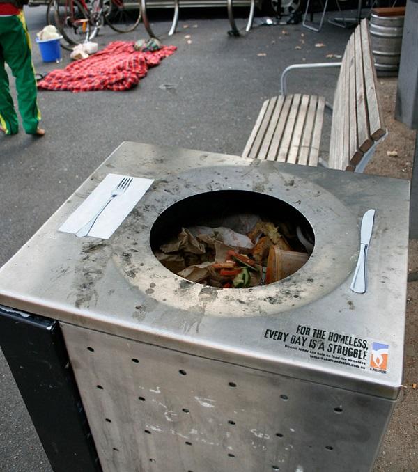 campagna contro sprechi alimentari