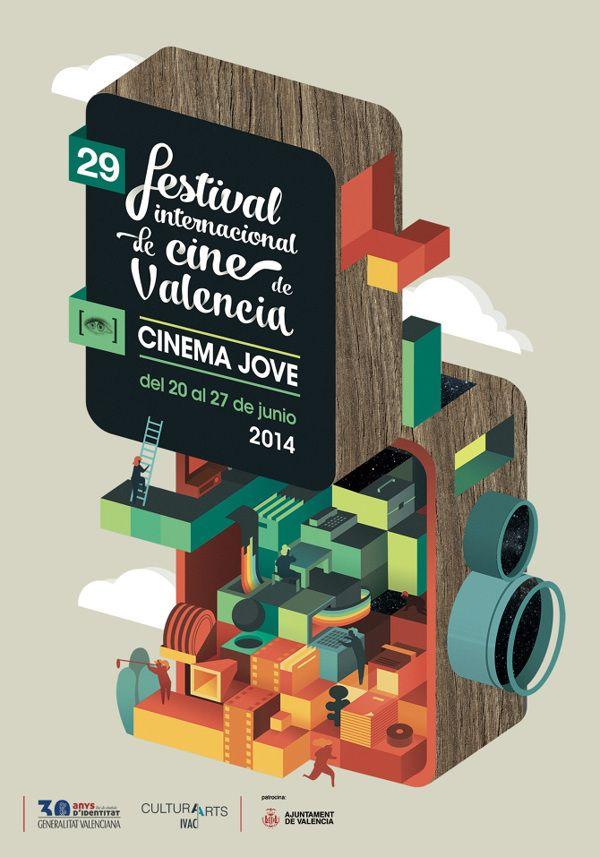 poster cinema festival