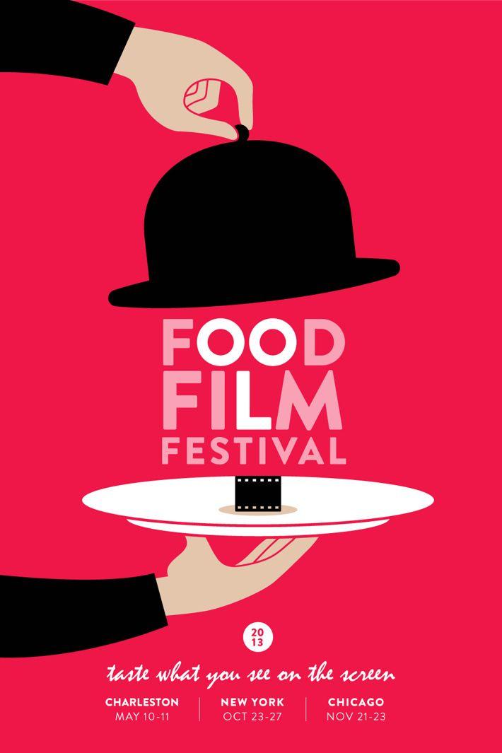 poster food film festival