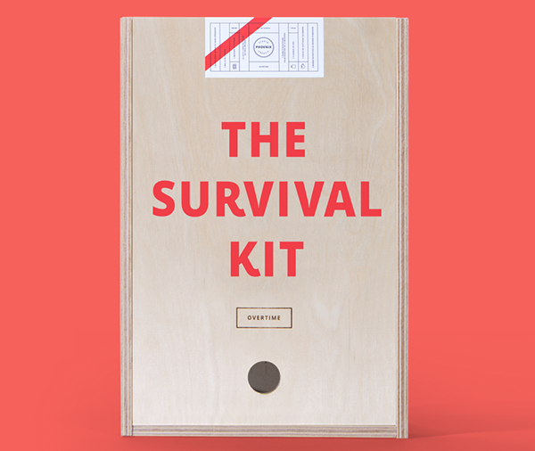 survival kit per creativi
