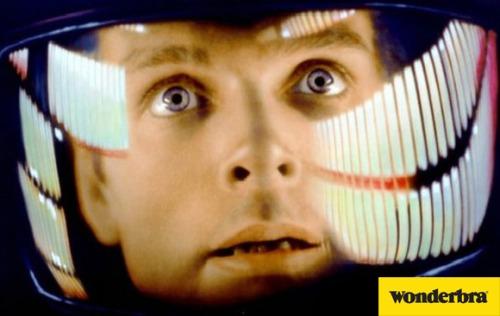 2001 odissea nello spazio Wonderbra
