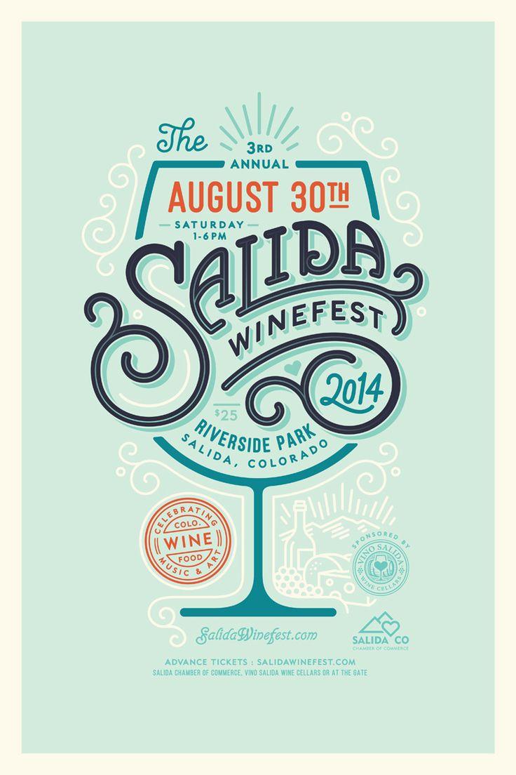 poster wine festival