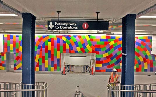art for transit