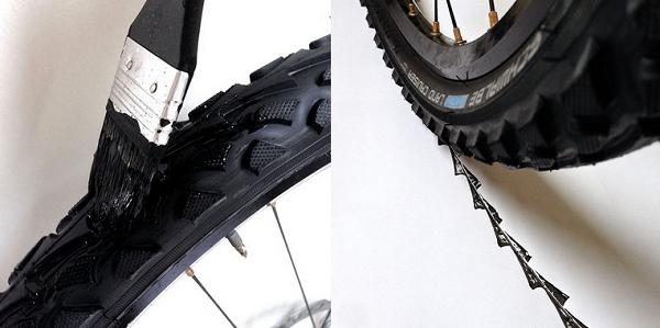 ciclista dettagli