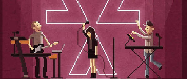 pixel art piano bar