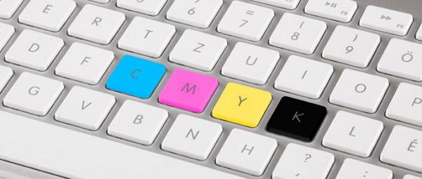 webtoprint tastiera CMYK