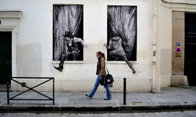 Street Art di Charles Leval