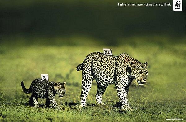 animali non sono moda