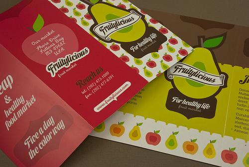 brochures idee market
