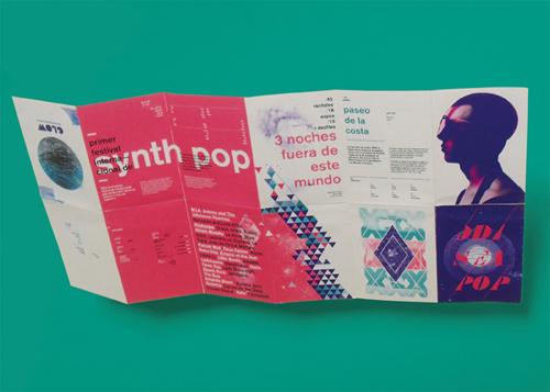idee brochure music festival