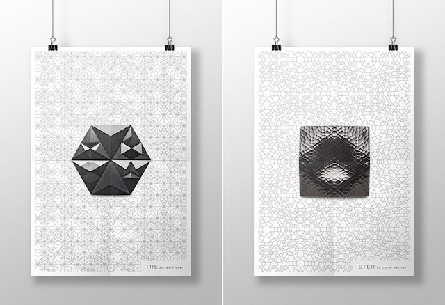 Subtle Patterned Posters