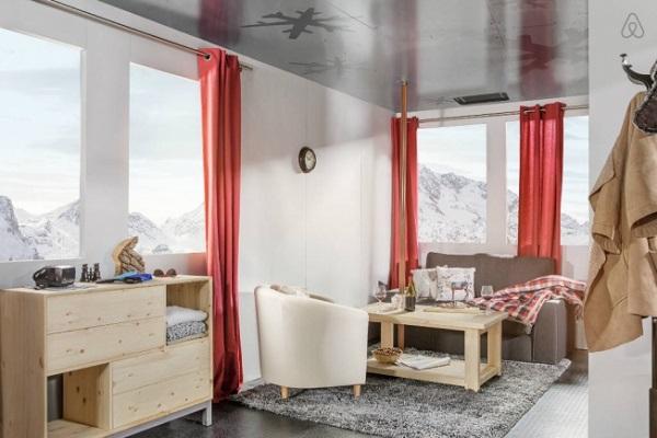 airbnb dettaglio interni
