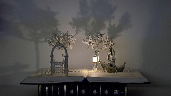 libro scultura - caronte