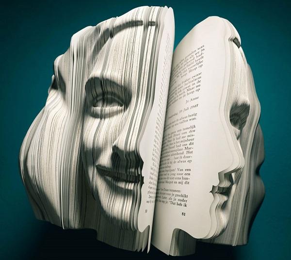 libro scultura - ritratti