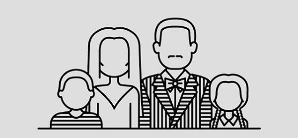 Sofia Ayuso Design - Addam's Family