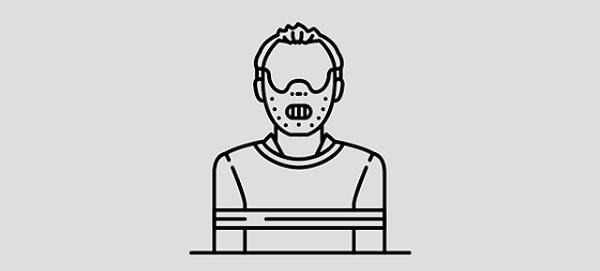 Sofia Ayuso Design - Hannibal Lecter