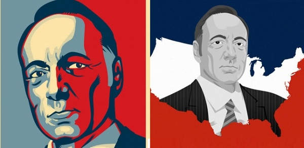 frank underwood house of cards manifesto elettorale