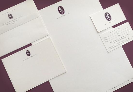 letterheads example