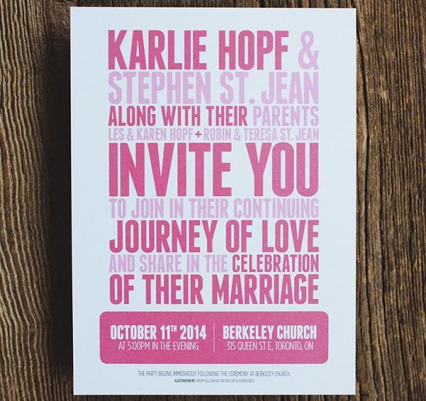 stampe digitali per matrimoni