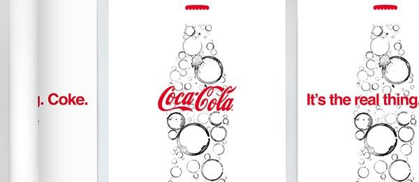 centenario coca cola poster 100 bolle