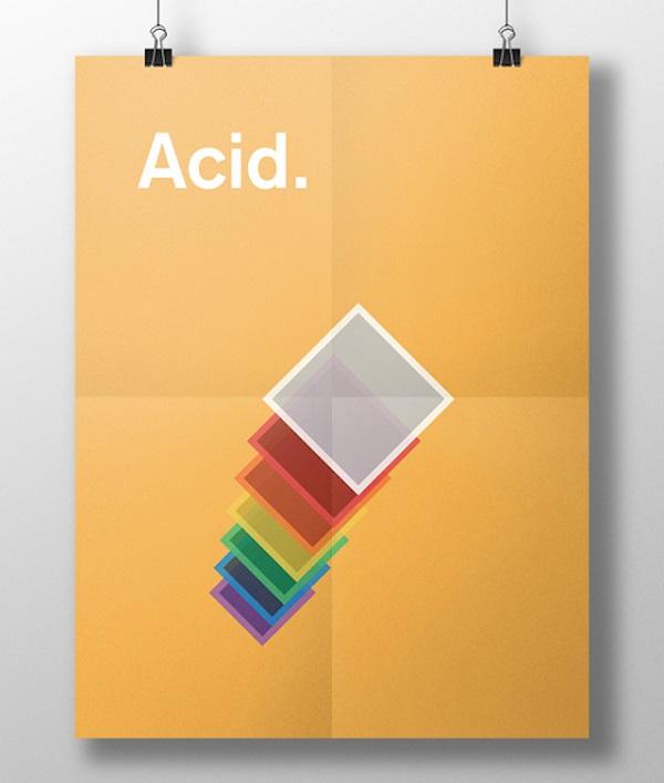 effetti visivi delle droghe acidi
