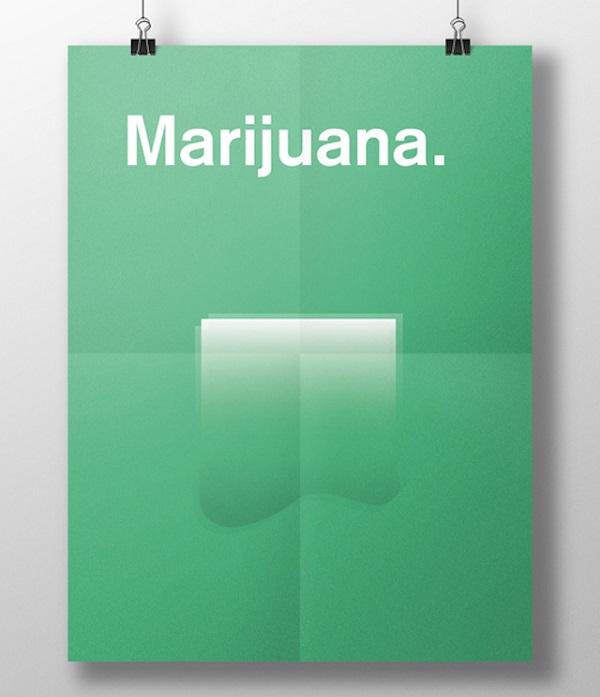 effetti visivi delle droghe marijuana